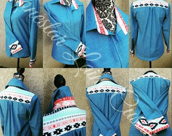 Southwestern Rodeo Shirt