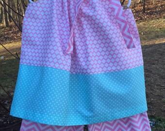 Pillowcase dress outfit