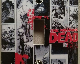 The Walking Dead Switchcover