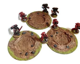 Wargame Terrain - Impact Crater