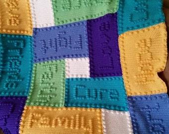 Cancer Support Blanket