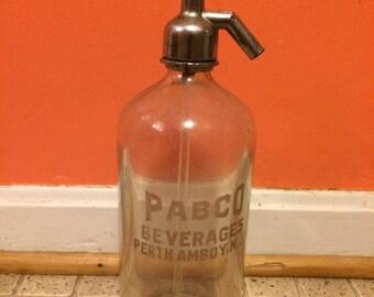 Vintage Spritzer Bottle from PABCO Beverages