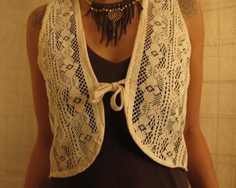 Bolero crochet - Carmen