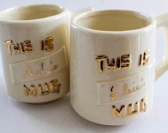 Dale & Elsie Mugs