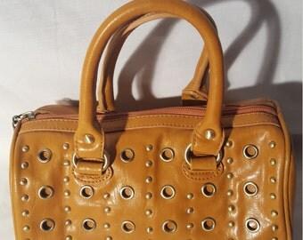 Vintage Aldo Leather Hand Bag Purse