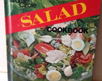 Family Circle cookbook 1978