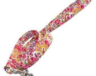 Colorful Flowers Dog Leash