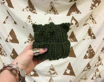 Baby Kitty Hat
