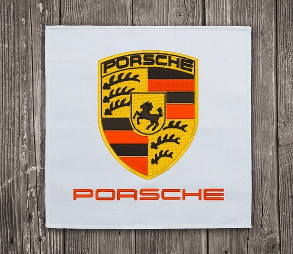 Embroidery Design Porsche Luxury Car Logo Car By MbroiDownload