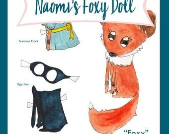 Naomi's Foxy Doll