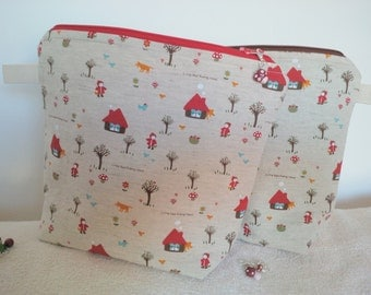 Little Red Riding Hood Bags