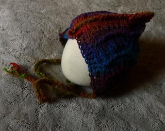 Bonnet baby size 0-6 months