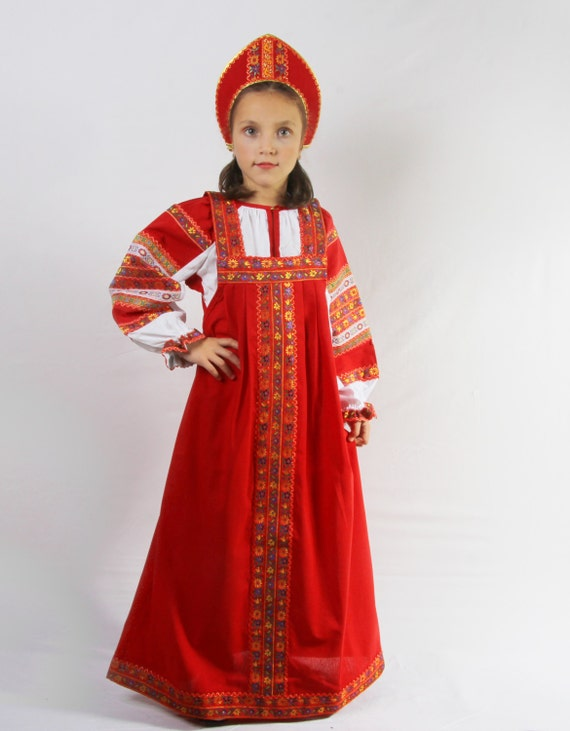 Chinese Famous People Costume For Kids