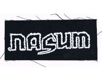 Nasum Band Patch