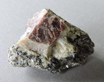 Corundum from Norway