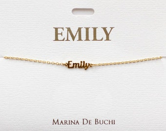 Personalised Bracelet | Names A - I