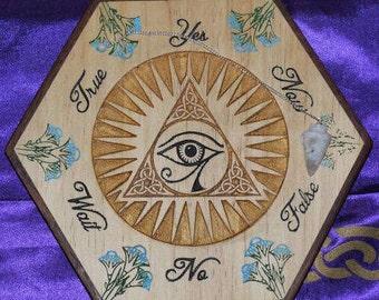 Eye of Horus Pendulum Board