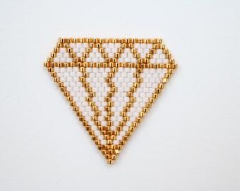 broche DIAMOND