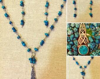 Turquoise & Celtic