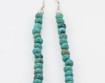 Turquoise gum ball Necklace