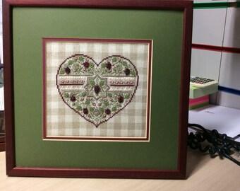 Sweetheart Tree Blackberry Heart