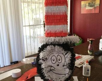 Dr. Seuss piñata