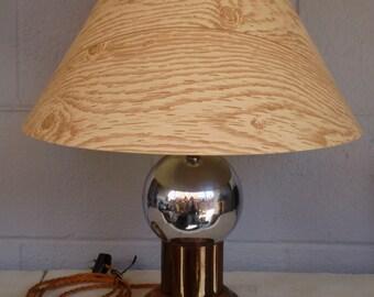 Art Deco/Streamline Moderne Table Lamp, c. 1939
