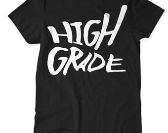 High Grade TShirt Black