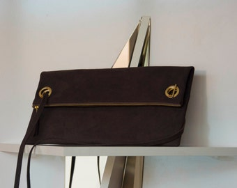 Hybrid Clutch Bag/Large Clutch Bag/Hi-Tech Clutch/Organiser Bag/Elegant Evening Bag/Women Clutch and Shoulder Bag