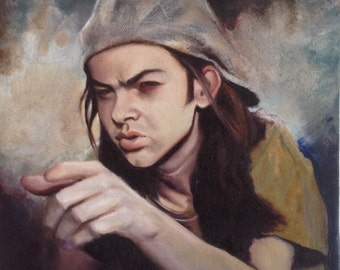Slater DAZED AND CONFUSED Painting
