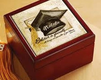 Personalized Keepsake Jewelry Boxes