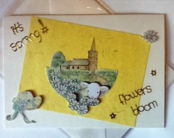 Handmade card - Spring any occasion