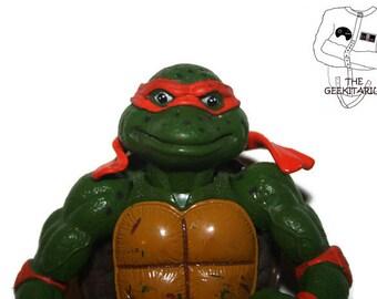 TMNT Movie Star Mike 1992 action figure vintage Playmates Mikey Michaelangelo Teenage Mutant Ninja Turtles