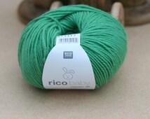 Rico Baby Classic DK Yarn Grass Green 025