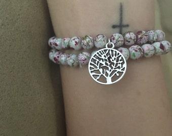Tree of life bracelet