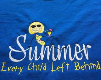 Teacher Summer Shirt
