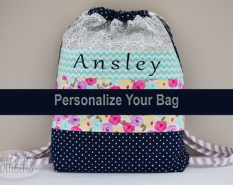 Personalize Your Bag (add name or initials)