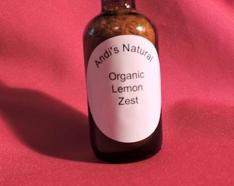 Organic Lemon Zest
