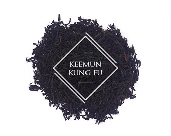 Keemun KungFu Tea, Black Tea, Chinese Tea, Loose Leaf Tea