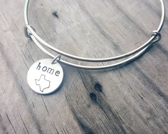 Home- Texas Bangle