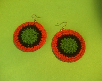African Centric Circle Earring's!