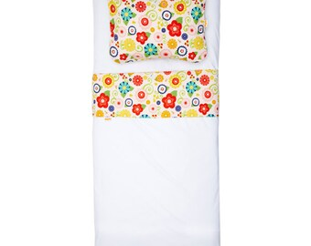 Cot Bed Sheet + Pillowcase - SLEEP collection