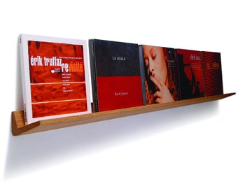 Shelf bar with oblique shelf 60 cm long