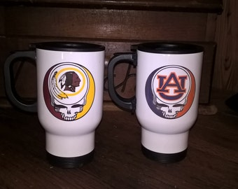 steal your sports team travel mugs