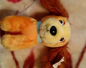 Vintage Lady and The Tramp Plush