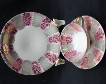 Winterling Tea Set Trio: Cup, Saucer, Dessert Plate,   Bavaria, Germany