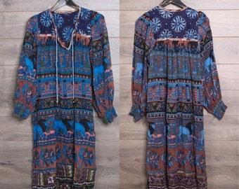 American Vintage bohemian dress #13