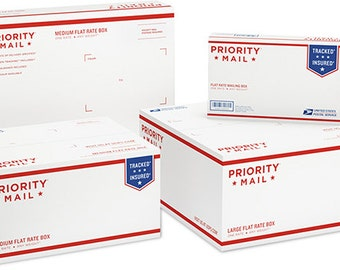 Priority Mail Shipping Option