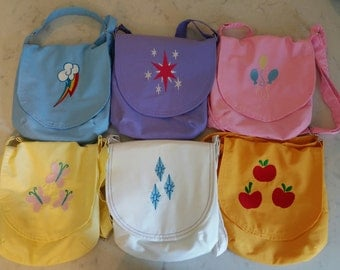 My Little Pony Cutie Mark Bag