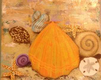 A bundle of shells
